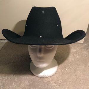 Accessories - Rhinestone Cowboy Hat